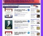 Presidents of the United States Books for Kids