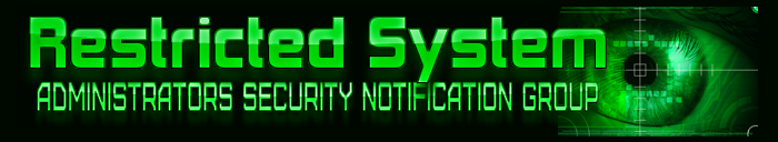 Restricted System